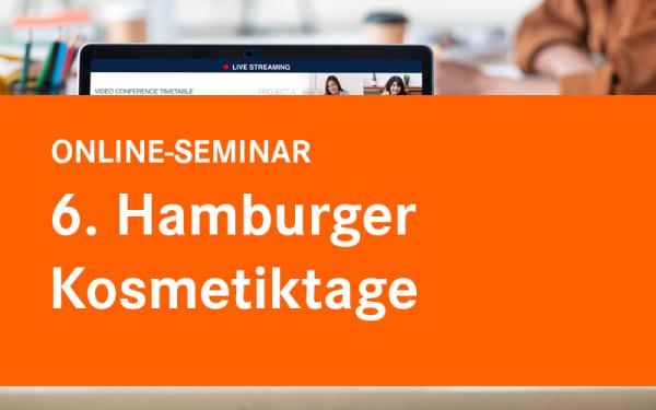 6. Hamburger Kosmetiktage