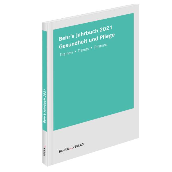 Behr's Jahrbuch 2021 Gesundheit und Pflege