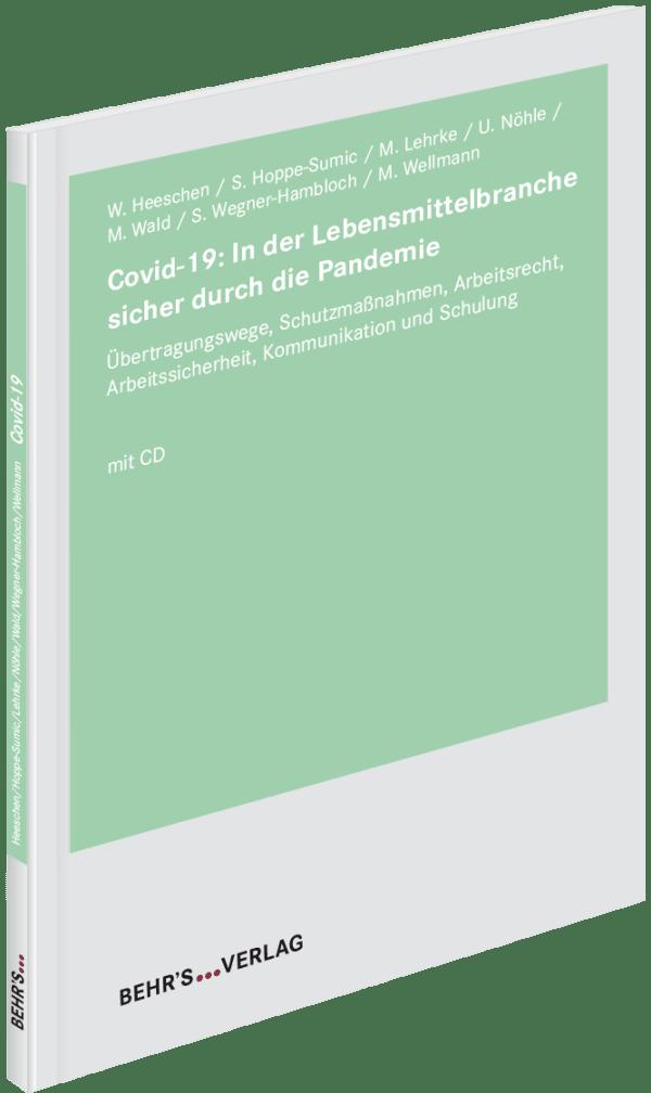 Covid-19: In der Lebensmittelbranche sicher durch die Pandemie