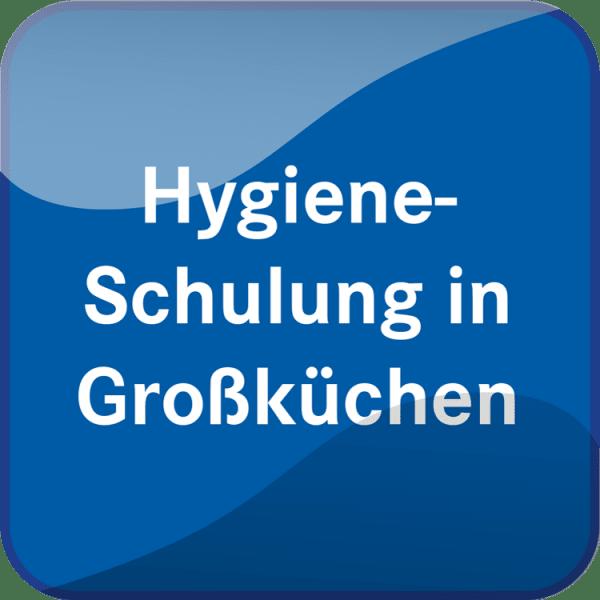 Hygiene-Schulung in Großküchen