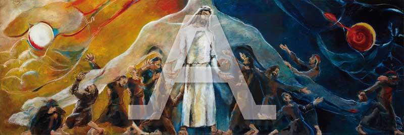 Die Website zum Projekt Dimensionen - Wege zum Kreuz