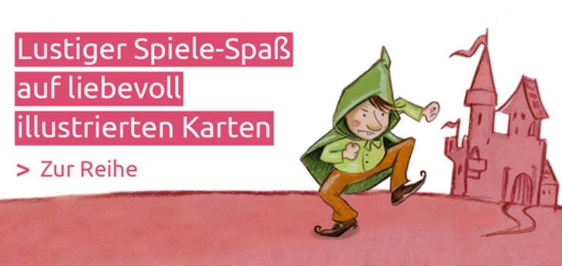 Spielen - Lernen - Freude haben. 30 tolle Ideen für Kindergruppen auf DIN A5-Karten.