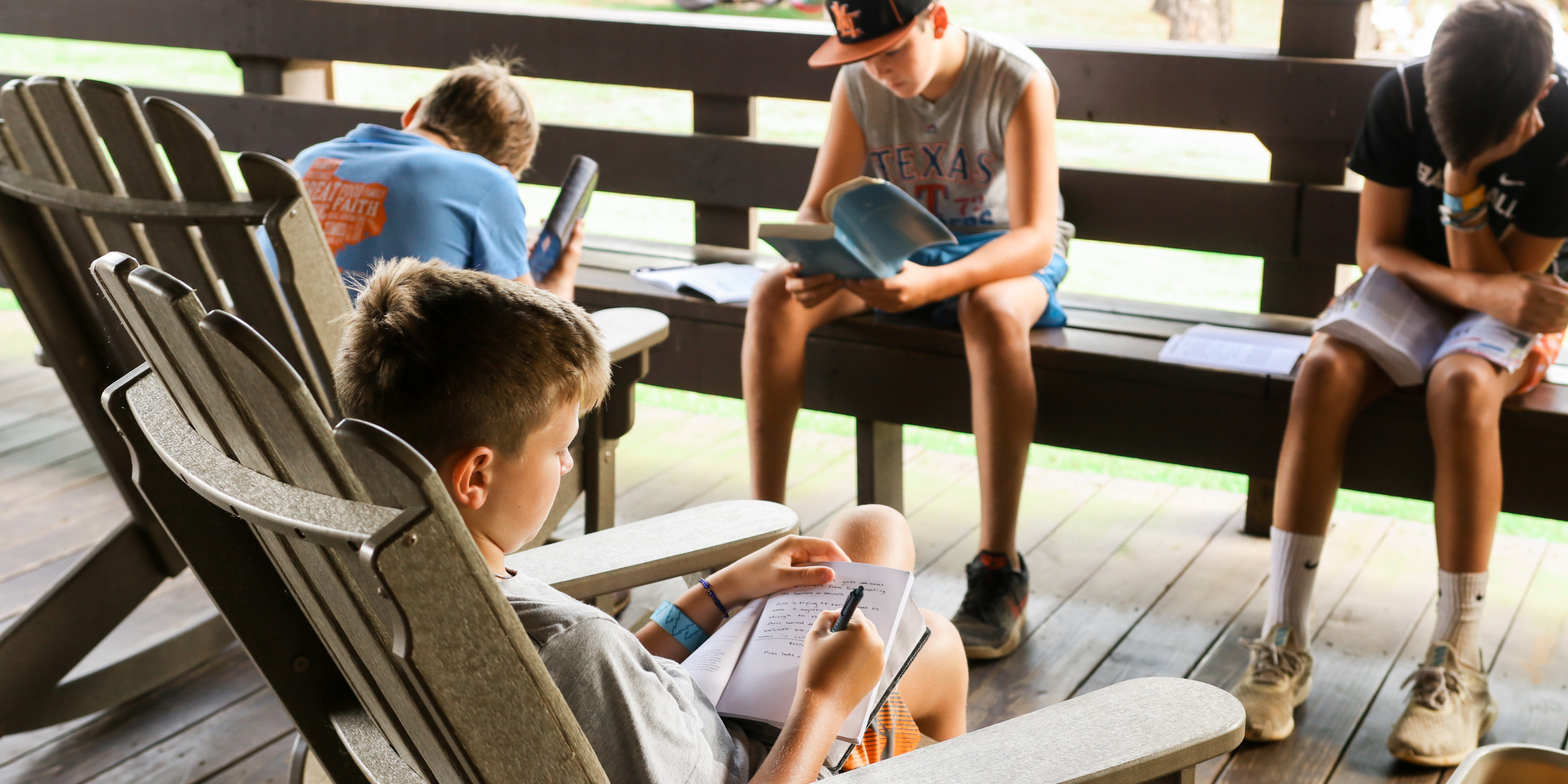 Bible Study Previews 2020 - Pine Cove