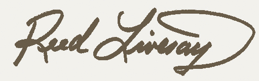 Reed Livesay Signature