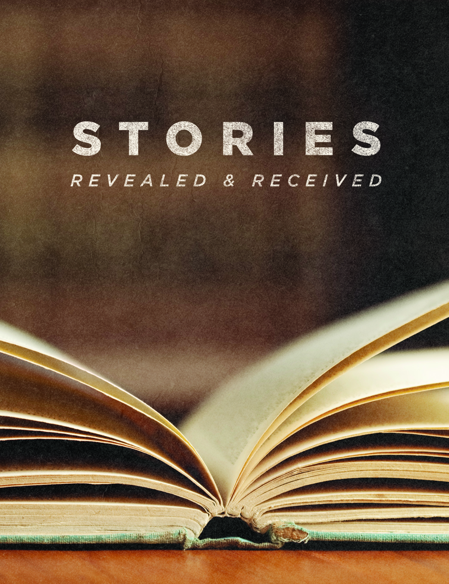 Cover for Stories
