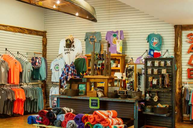 Camp Store at Pine Cove Timbers