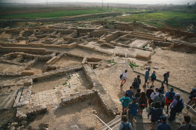 Forge-Israel-Ruins-2017