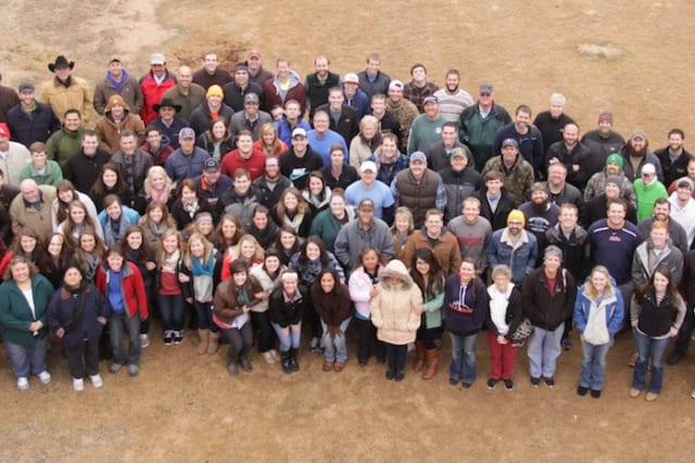 2014 Pine Cove Resident Staff