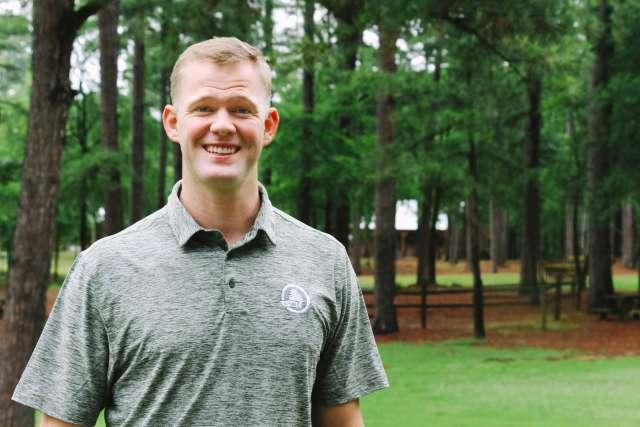 Ranch camp director, Barrett Sims
