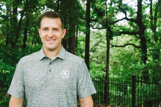 Bluffs camp director, Chris Sherrod