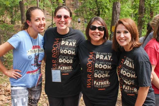 Group of moms at MomLife
