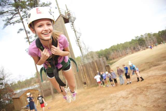 Timbers High Ropes