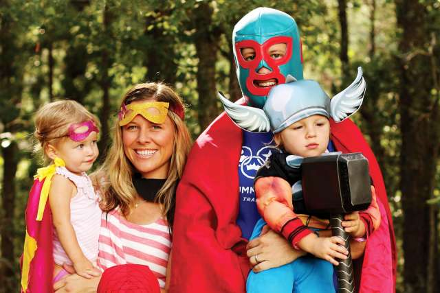 family camp costumes
