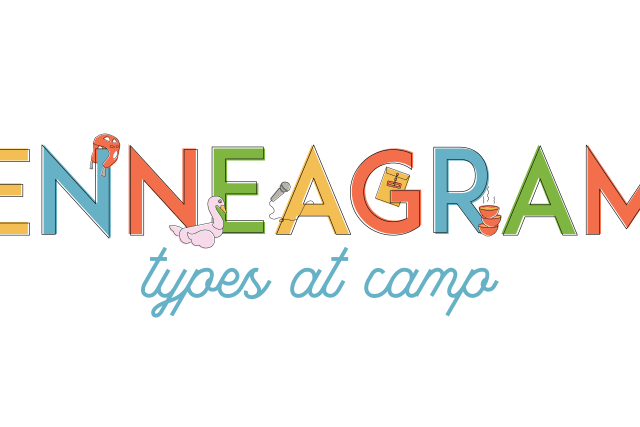Enneagram at camp header