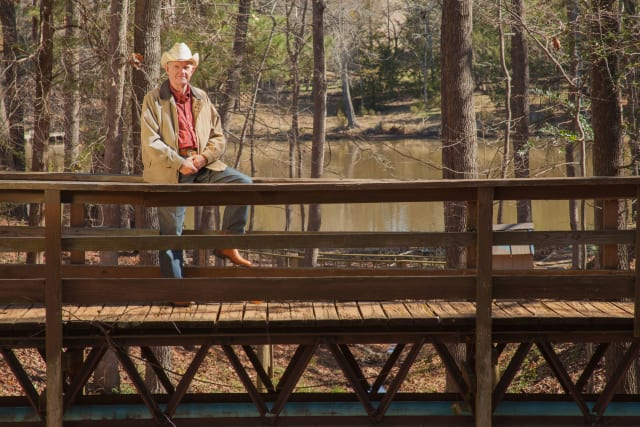 Pine Cove Founder Bill McKenzie