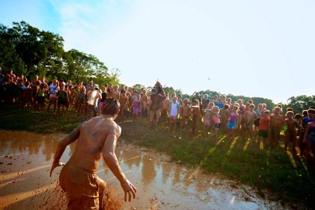 Buffalo Hunt Mud