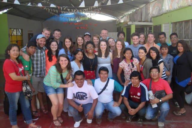 Commission Camping Peru Team