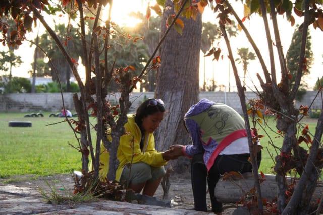 Camp in Latin America Prayer