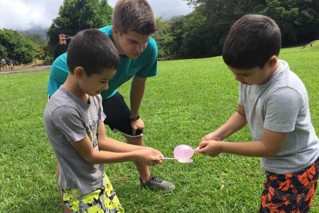 Camp in the City Costa Rica