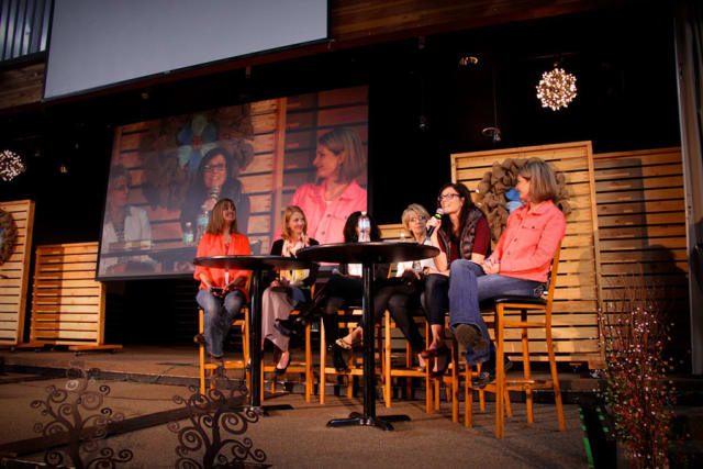 MomLife Panel of Speakers