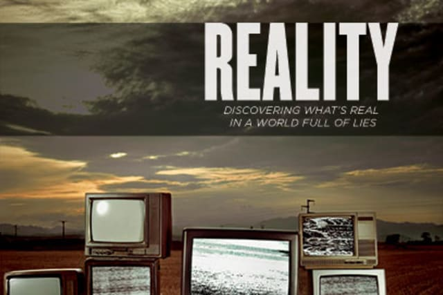 Outback Reality Book Cover
