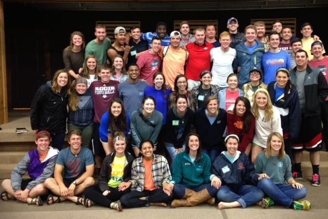 Pine Cove Camp in the City Leadership Staff