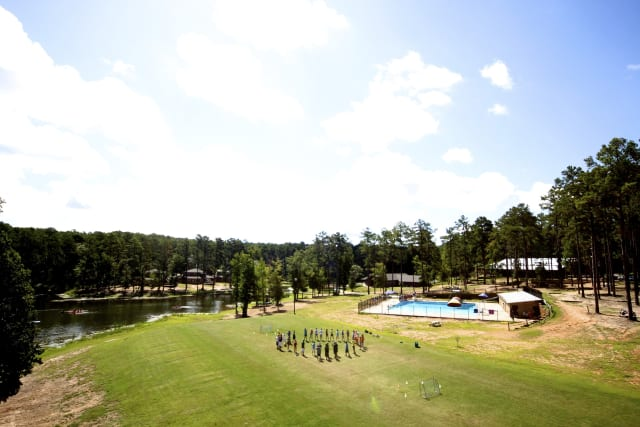 Timbers Camp Scenic View