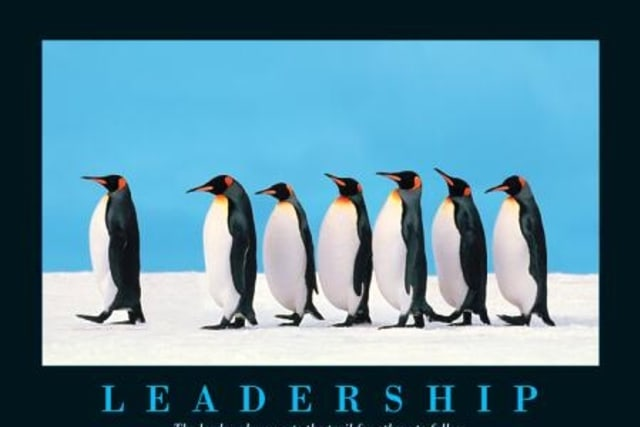 anonymous leadership