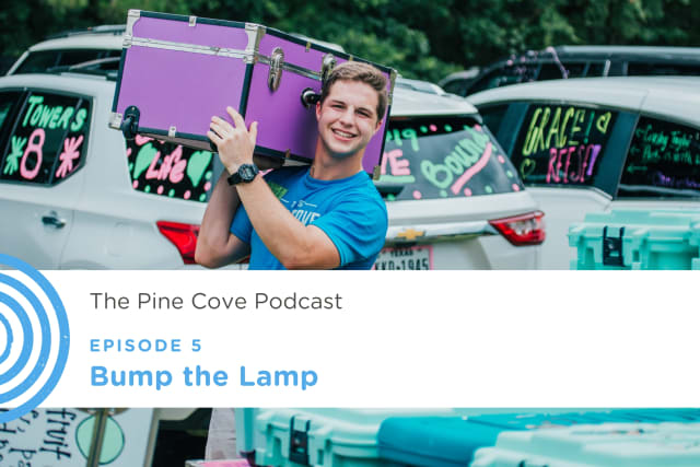 bump the lamp header
