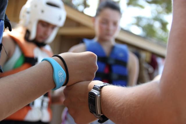 Smart Bands at Pine Cove