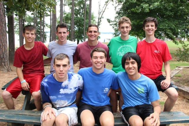 Pine Cove Shore campers