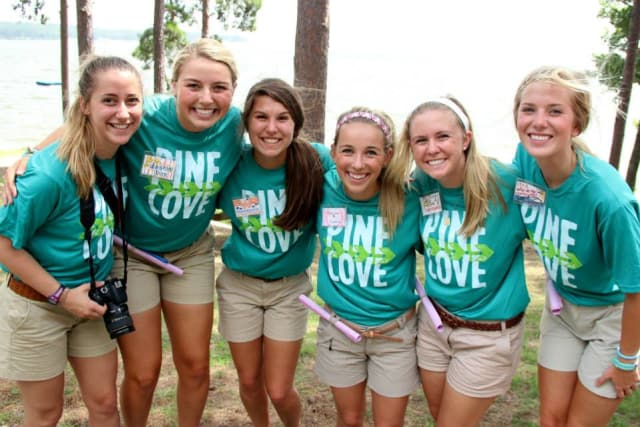 Pine Cove Opening Day Girls