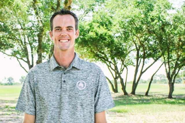 Crier Creek camp director, Joe Dalton