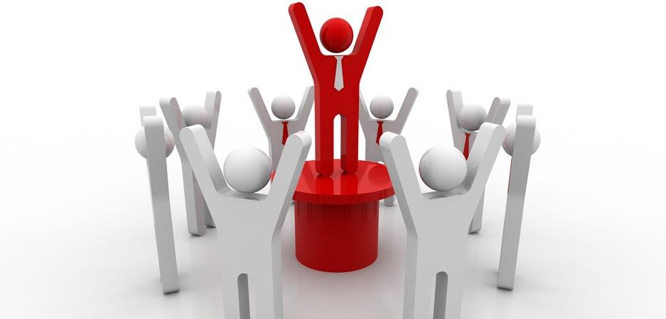 Liderar uma equipe é alcançar o sucesso em conjunto.