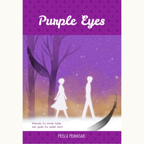 [Review Buku] Purple Eyes – Prisca Primasari