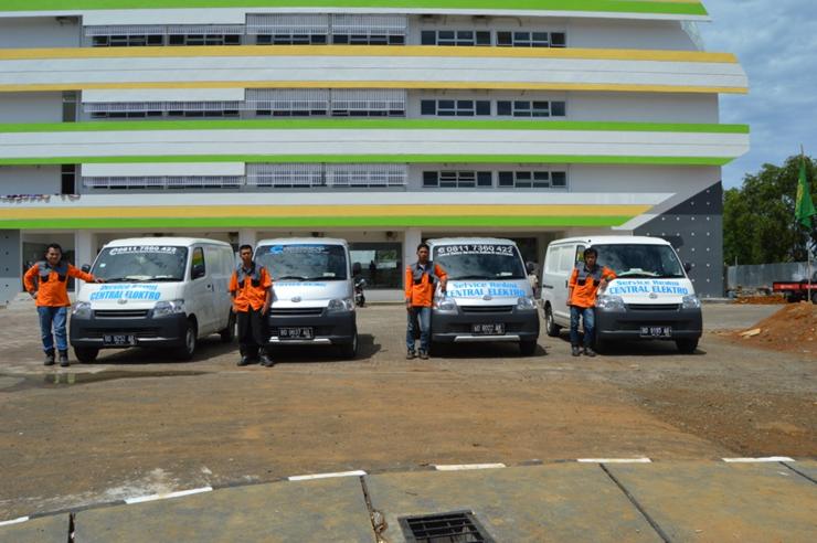 Layanan AC Terlengkap di Central Elektro Bengkulu