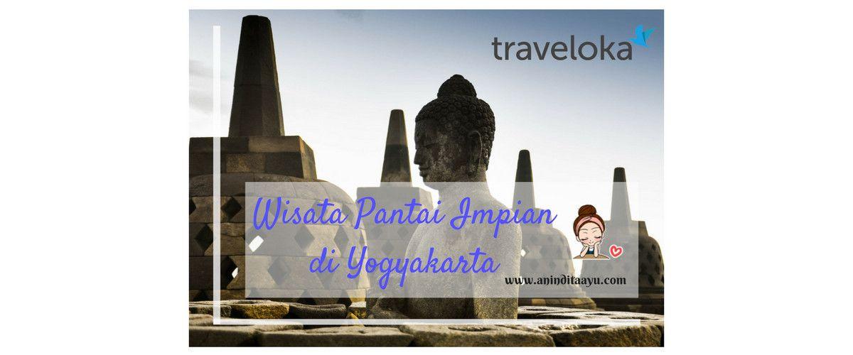 Wisata Pantai Impian di Yogyakarta