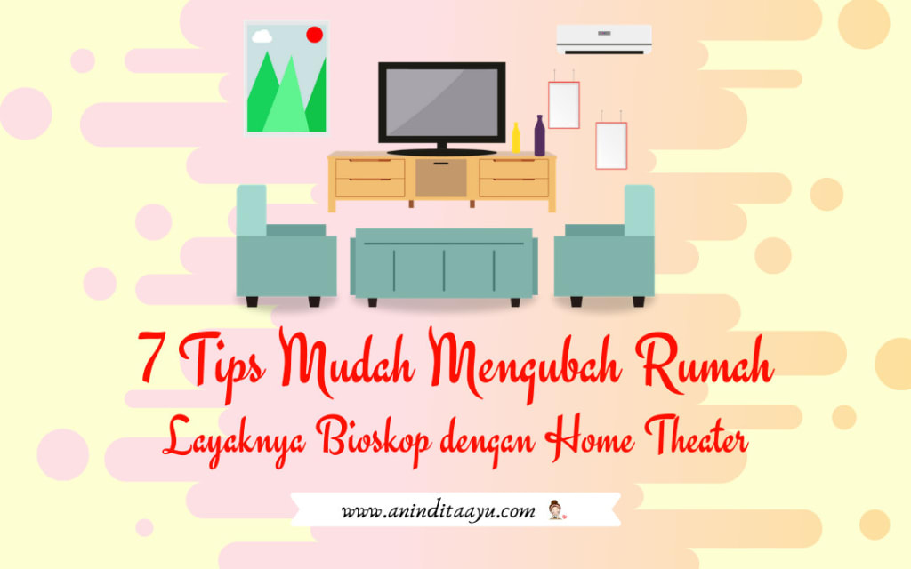 tips membangun home theater