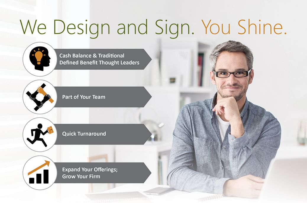 We Design and Sign. You Shine!