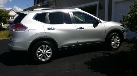 Nissan Rogue - Amazing Ride