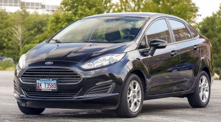 Ford Fiesta - Excellent gas mileage