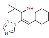 a-tert-butyl-[S-(E)]-ß-(cyclohexylmethylene)-1H-1,2,4-triazol-1-ethanol