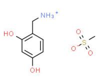 2,4-dihydroxybenzylammonium methanesulphonate