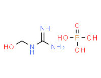 (hydroxymethyl)guanidinium phosphate