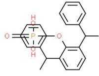 2,4-bis(1-phenylethyl)phenyl dihydrogenphosphate