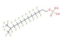 3,3,4,4,5,5,6,6,7,7,8,8,9,9,10,10,11,12,12,12-icosafluoro-11-(trifluoromethyl)dodecyl dihydrogen phosphate