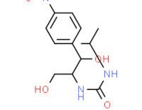 1-[2-hydroxy-1-(hydroxymethyl)-2-(4-nitrophenyl)ethyl]-3-isopropylurea