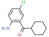 (2-Amino-5-chlorophenyl)-cyclohexylmethanone