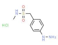 4-HYDRAZINO-N-METHYL BENZENE METHANE SULFONAMIDE HCl