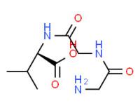 (2S)-2-[[2-[(2-aminoacetyl)amino]acetyl]amino]-3-methylbutanoic acid